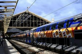 إخلاء محطة قطارات في مرسيليا بعد الاشتباه في شخص