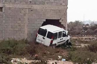 إصابة شخص بعدما اخترقت سيارة منزلا نواحي أكادير