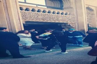 صورة حصرية.. أسامة الرحباني وهبة طوجي يصلان المغرب بمناسبة موازين