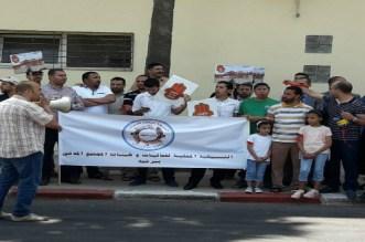 """الإجهاز على """"محمد الخامس"""" يُخرج هيئات للاحتجاج ببرشيد"""