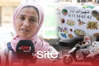 """بالفيديو.. زبيدة.. قصة امرأة تجرعت مرارة """"طرف الخبز"""" وقررت توزيع الأطعمة في الشارع"""