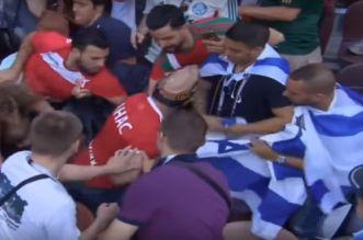 هذا ما قالته إسرائيل عن تمزيق علمها في مواجهة المغرب والبرتغال
