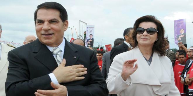 بعد إختفاء لسنوات.. الرئيس التونسي المخلوع يظهر من جديد (صورة)