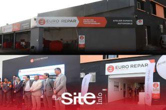 بالفيديو.. Euro Repar Car Service يفتتح أول مرآب له بالبيضاء