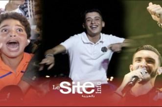 بالفيديو.. هيستيريا وحماس في حفل زهير بهاوي بالمضيق.. والجمهور: بهاوي عندنا فالدم
