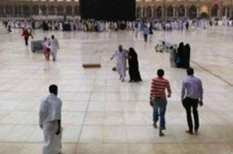 عاصفة مطرية قوية تضرب مكة وفيسبوكيين: هذا انتقام من الله