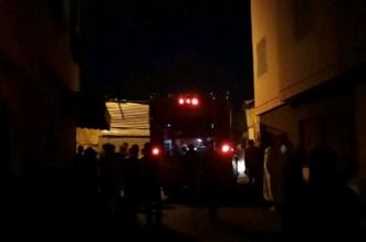 بالفيديو.. انفجار قنينات الغاز بسبب حريق مهول بالدار البيضاء