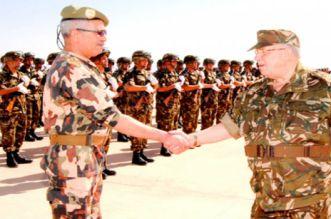 مدرعات الجزائر تحت إمرة عدو المغرب