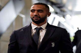 """بنعطية يهنئ فريقه السابق """"يوفنتوس"""" على تتويجه بلقب الدوري الإيطالي"""