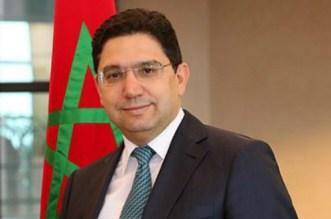 سفير اليونان يسلم نسخا من أوراق اعتماده بوريطة