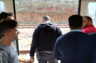 حادثة قطار جديدة قرب الرباط تثير الرعب والهلع