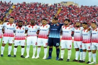 حكم غاني يقود مباراة الوداد البيضاوي ضد جاراف داكار السنغالي