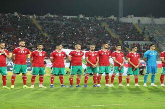 """التشكيلة الرسمية """"لأسود أطلس"""" أمام تونس"""