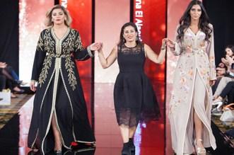 القفطان المغربي يتوج في عاصمة الموضة باريس