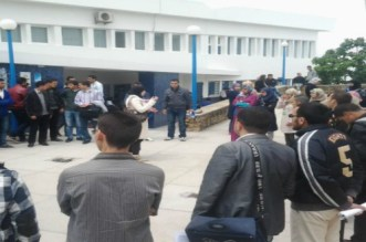 """""""مطاحنات"""" واحتجاجات في انتخاب ممثلي الطلبة وأمزازي مطالب بالتدخل"""
