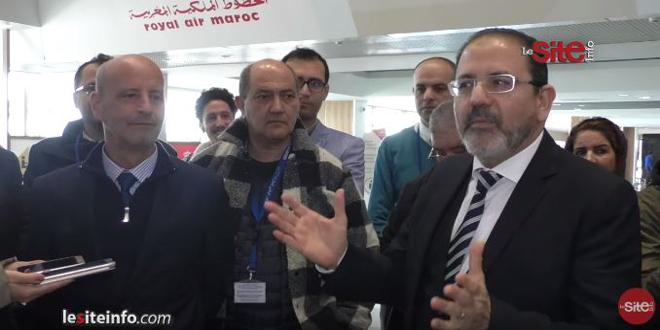 بالفيديو.. مطار محمد الخامس يعزز بنيته التحتية بمنشآت جديدة