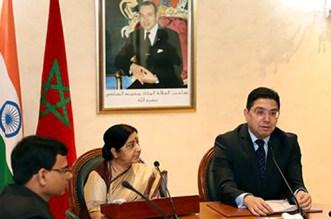 المغرب يبرم 4 اتفاقيات في مجالات مختلفة مع الهند