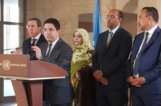 """بوريطة: المغرب يأمل في """"انخراط الأطراف الأخرى بإرادة حقيقية بعيدا عن لغة الماضي"""""""