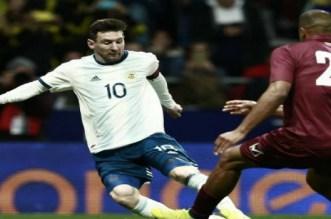 رسميا.. ميسي غائب عن ودية المغرب والأرجنتين