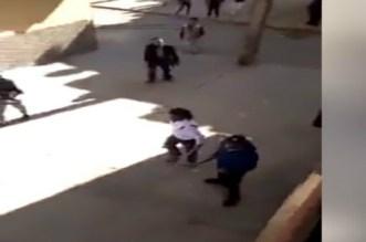 """اعتقال ستة أشخاص ظهروا في """"فـــيــديــو"""" يتبادلون العنف"""