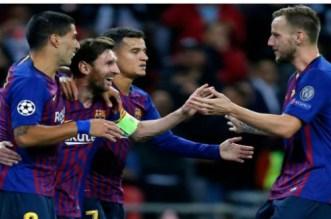 هكذا قد يتوج برشلونة بطلا للدوري الإسباني يوم الأربعاء المقبل