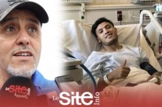 بالفيديو.. طبيب الرجاء يتحدث عن الحالة الصحية لنجم الفريق قبل الديربي