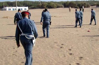 درك الصخيرات يحبط عملية للهجرة السرية تضم 100 مغربي