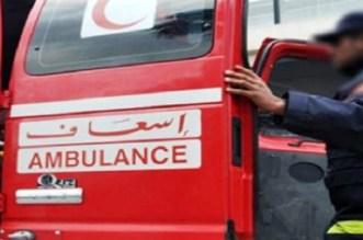 الطريق السيار بأكادير.. حادثة سير خطيرة بعد اندلاع النيران في شاحنة