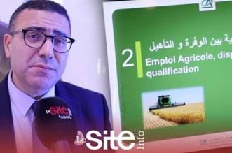 """بالفيديو.. مصرف المغرب يضاعف نسب القروض الممنوحة للفلاحة ويكرس تموقعه في """"السيام"""""""