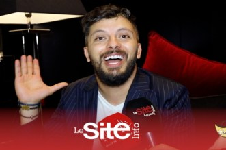 """بعد إيقاف حفله """"بموروكومول"""".. حاتم عمور يكشف لـ""""سيت أنفو"""" تفاصيل أكثر – فيديو"""