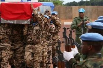 غوتيريس يكرم جنديا مغربيا فقد حياته بإفريقيا الوسطى