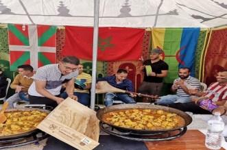"""مغاربة بيلباو في فعاليات """"يوم الأرز"""""""