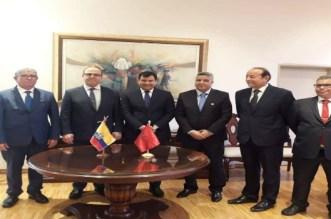 رئيس مجلس المستشارين يترأس وفدا إلى الإكوادور