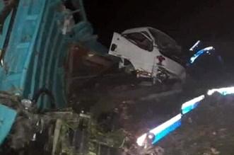 حادث مروع بأكادير.. اصطدام ونيران وحصيلة مؤسفة