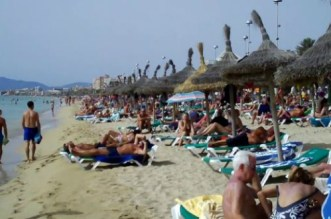 شاب مغربي يغتصب فتاة إسبانية بأحد الشواطئ
