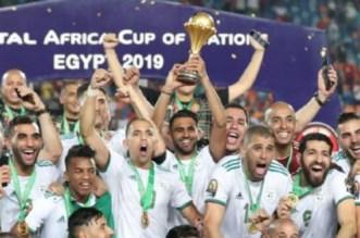 شاهد لحظة تتويج المنتخب الجزائري بكأس أمم إفريقيا
