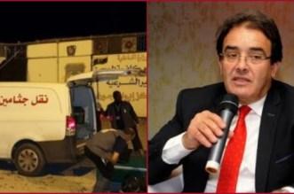 ليبيا تُعزي رئيس الحكومة .. وبنعتيق يُواصل تجاهله – وثيقة
