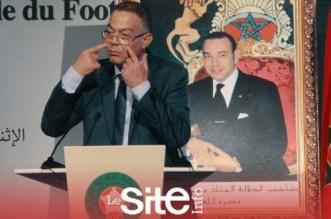 """فيديو.. لقجع يهاجم """"المشوشين"""" و""""أعداء المغرب"""": المغرب أولا وأخيرا"""