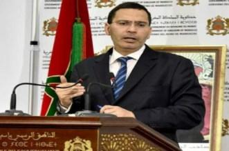 الخلفي: الحكومة شكلت لجنة لدراسة تقرير جطو