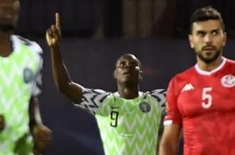 """نيجيريا تهزم """"نسور قرطاج"""" وتحوز برونزية الـ""""كان"""""""