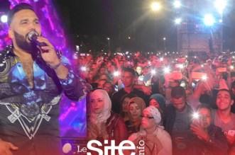"""رضى الطالياني يتألق في مهرجان """"تيميتار"""" ويلهب حماس آلاف السّوسيين – فيديو"""
