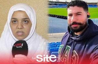 زوجة المدرب المغربي المقتول في السعودية: خشا ليه موس فقلبو وبقا كيضرب فيه وقالو ليا كانو كيغيرو منو -فيديو