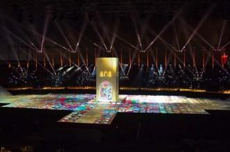 حفل افتتاح عالمي للألعاب الإفريقية بالرباط