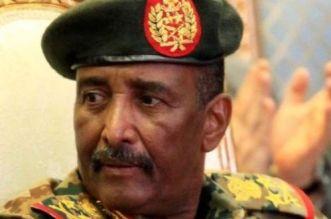 البرهان يؤدي اليمين الدستورية رئيسا للمجلس السيادي السوداني