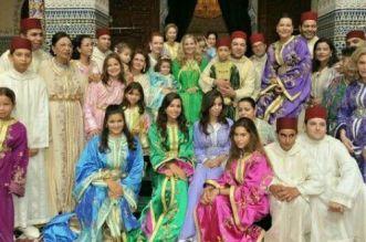 الأسرة الملكية تحتفل بحدث سعيد الإثنين المقبل