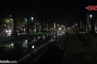 بالفيديو.. فاسيون يهاجمون مجلس المدينة ويصرحون: معندناش الضو