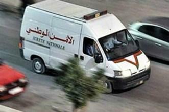 شخص يسوق سيارة مشغله بدون رخصة سياقة يتسبب في حادثة سير مروعة