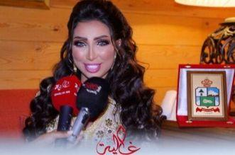 """من قلب """"أم الدنيا"""" مصر.. دنيا بطمة تحصل على لقب """"أفضل فنانة مغربية"""" لسنة 2019"""