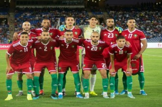 """""""الفيفا"""" يزف خبرا سارا للمنتخب المغربي"""