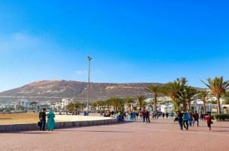 السياح المغاربة احتلوا الصدارة في عدد ليالي المبيت بأكادير في غشت الماضي